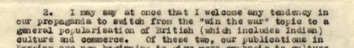 Extract of a letter from the British Consul at Bushehr to the British Legation in Tehran, 31 January 1944. IOR/L/PS/12/3521, f. 4r
