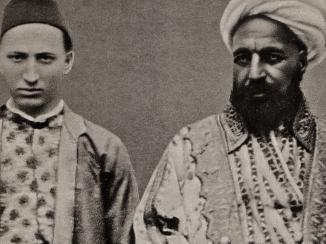 From the Individual to the Archetypal: 'Abd al-Ghaffār's Edited Photographic Portraits