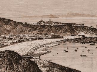 وضع خريطة لعدن: الاحتلال البريطاني لميناء تجاري مهم