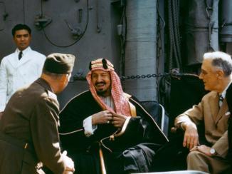 Britain, Ibn Sa'ūd, and Saudi Arabia, 1932-1953