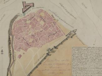 India Office Records Map Collection: A Vast and Powerful Resource