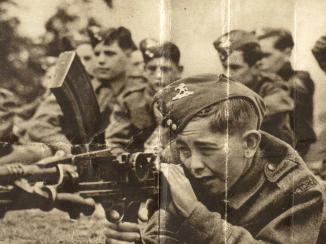 'For the Sake of Freedom': British World War II Propaganda Posters in Arabic