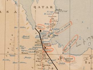 Skull Measuring, Oil Seepages and Desert Crossings: Bertram Thomas and the Exploration of the Arabian Peninsula
