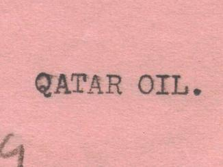 Oil for Military Protection between the Wars: Qatar's Request for Weapons and the British Response