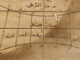Ibn al-Raqqām's treatise on sundials