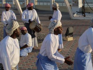 Sea meets Desert: Reflections on Traditional Music in Oman