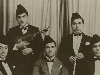 المايكروتون والبيانو ومحمد القبانجي - مؤتمر الموسيقى العربية الأول والتسجيلات المبكرة من العراق