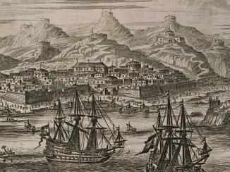 الجواسيس والسفن والاتصالات الاستراتيجية: المنافسة الأنجلو-فرنسية في الخليج