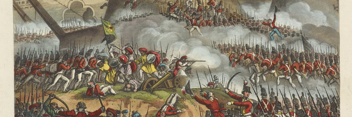 A Brief History of the English East India Company 1600–1858   Qatar